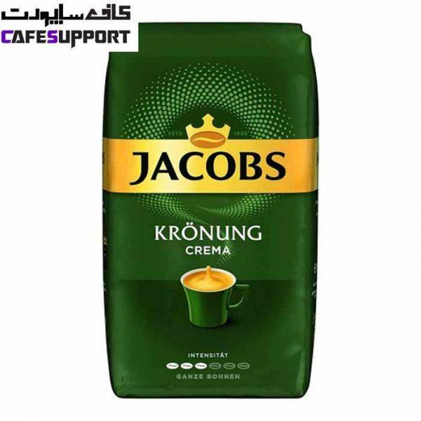 دانه قهوه جاکوبز کرونانگ کرما