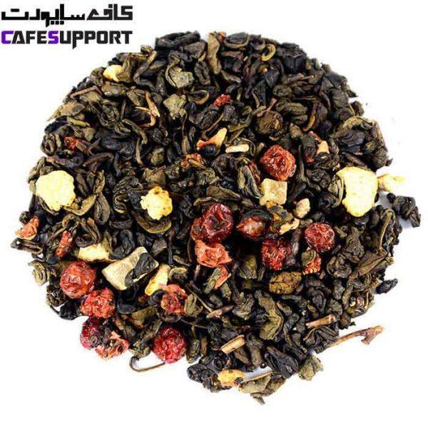 چای سبز و میوه Harmony