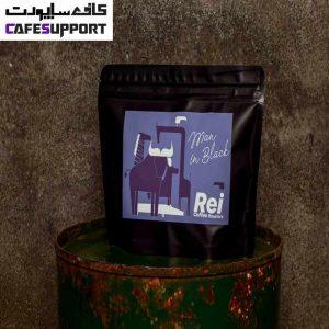 قهوه من این بلک ری