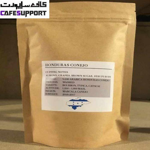 دانه قهوه لمیز هندوراس Honduras Conejo سینگل اورجین
