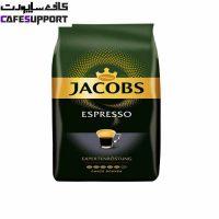 دانه قهوه جاکوبز اسپرسو