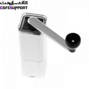 آسیاب قهوه دستی هاریو مدل PRISM Aluminum-Silver