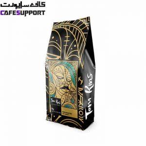 دانه قهوه 100% عربیکا تام کینز