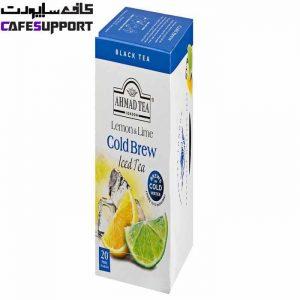 چای سرد احمد (Ahmad tea) لیمو