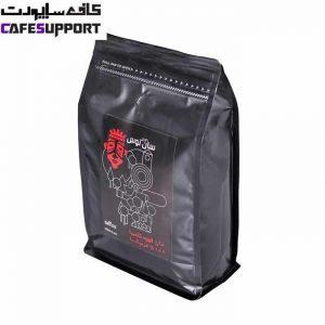 دانه قهوه 100% کلمبیا اسپشیالیتی سانتوس