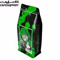 دانه قهوه 70% روبوستا کولی تام کینز