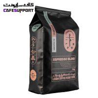 قهوه اسپرسو بلند 100% عربیکا لم
