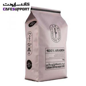 قهوه 100% عربیکا لم