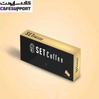 کپسول قهوه ست مدل GOLD
