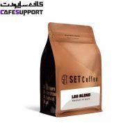 قهوه ترکیبی لئو بلند «قهوه ست»