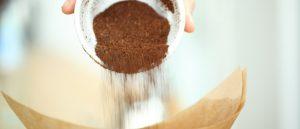 نحوه ی دم آوری با قهوه ساز طرح کمکس 6 کاپ