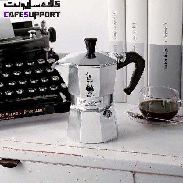 قهوه ساز بیالتی موکاپات موکا اکسپرس