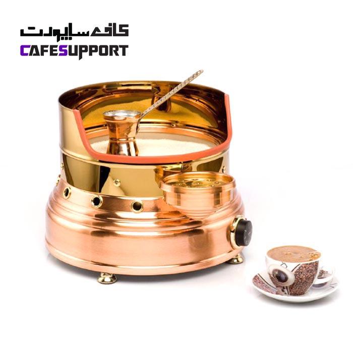 قهوه ساز ترک شنی جانی مدل AK8-4