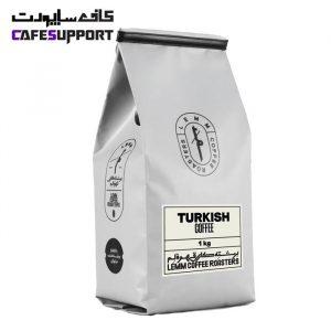 قهوه ترک لم