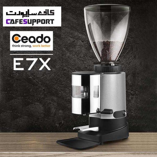 آسیاب قهوه سیدو مدل E7X