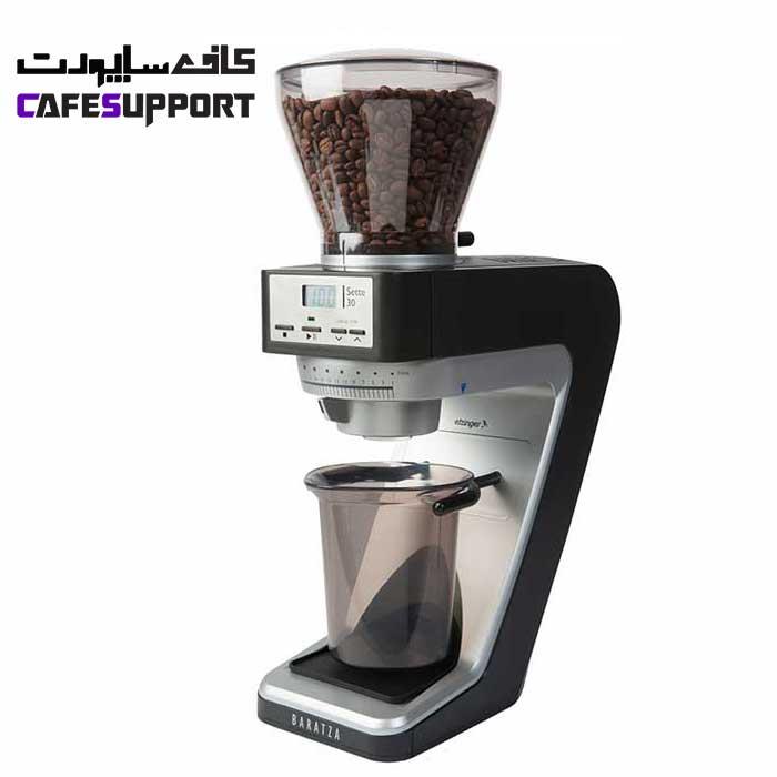 آسیاب قهوه اسپرسو باراتزا مدل SETTE 30