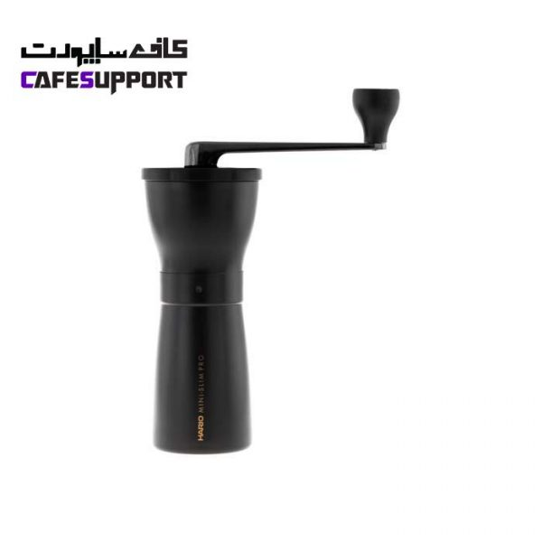 آسیاب قهوه دستی هاریو مدل Mini-Slim PRO Black