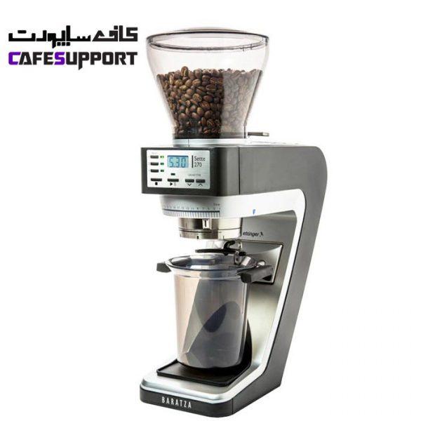 آسیاب قهوه برقی باراتزا مدل SETTE 270