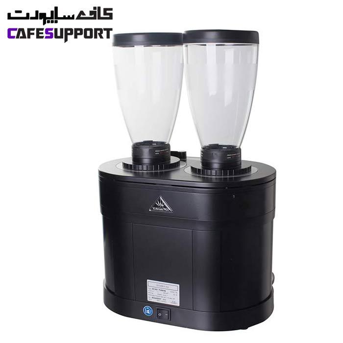 آسیاب قهوه برقی دوقلو آندیمند مالکونیگ مدل K30 هیبریدی