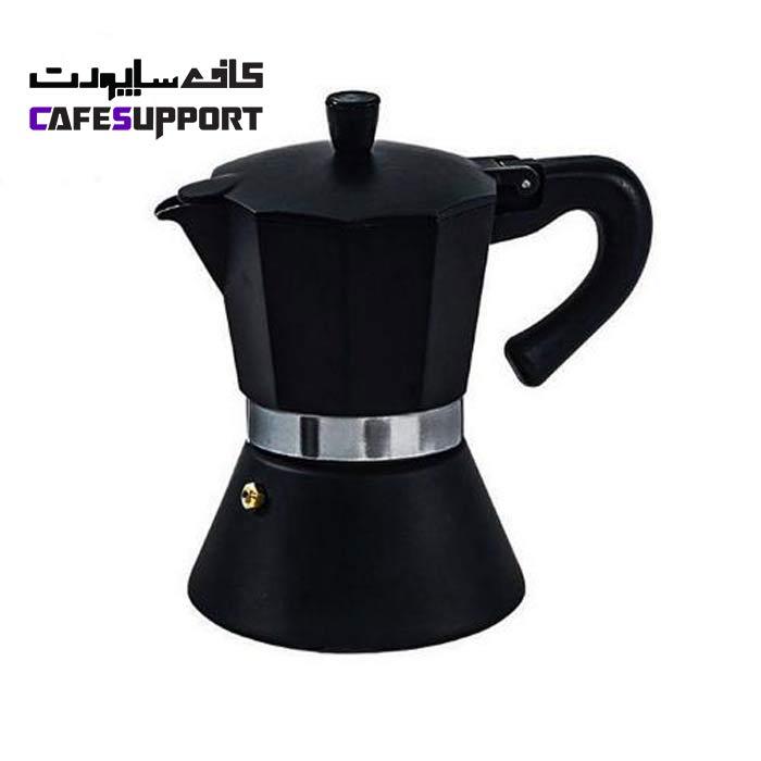 قهوه ساز موکاپات مدل 6 کاپ مشکی