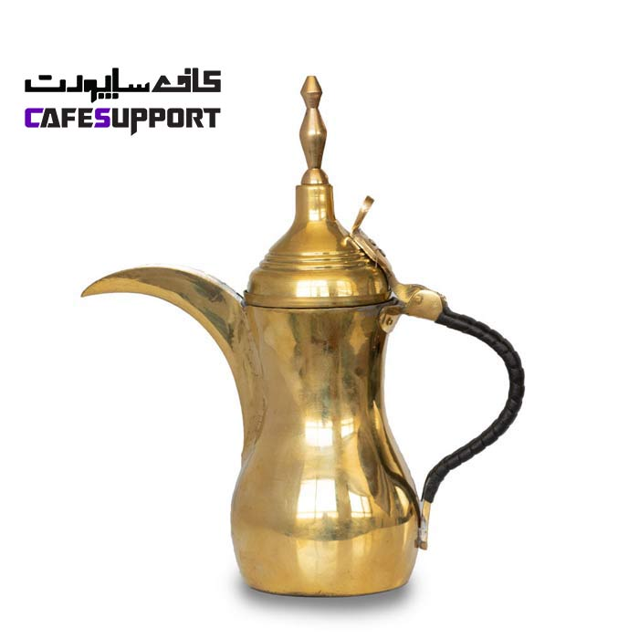 قهوه جوش دله عربی (برنجی)