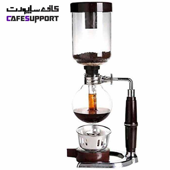 دستگاه قهوه ساز سایفون مدل بوئینگ 5 کاپ