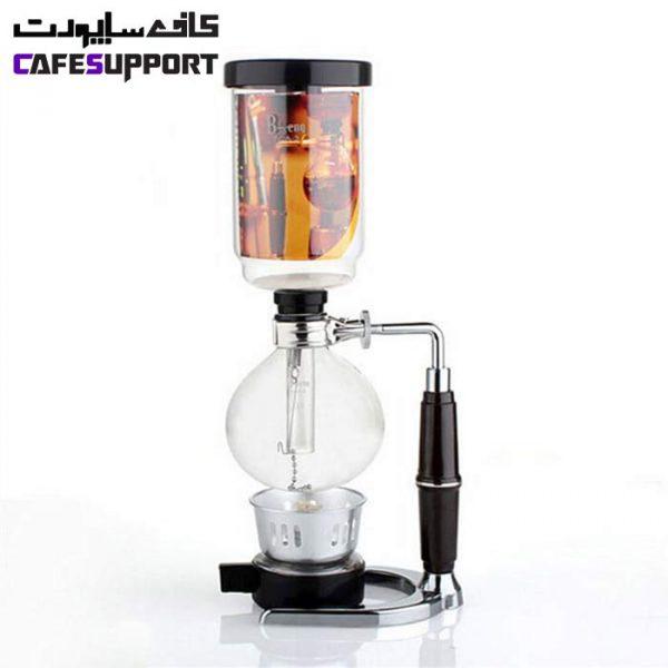 دستگاه قهوه ساز سایفون مدل بوئینگ 3 کاپ
