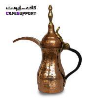 قهوه جوش دله عربی مدل بغدادی (مسی)