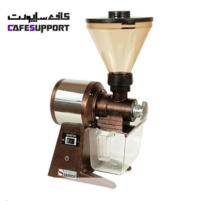 آسیاب قهوه سانتوس مدل 01