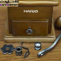آسیاب دستی قهوه هاریو مدل کلاسیک