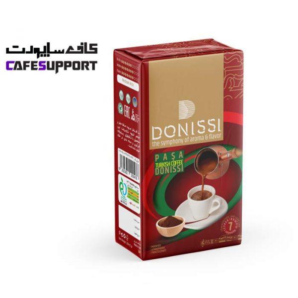 پودر قهوه ترک پاشا دونیسی