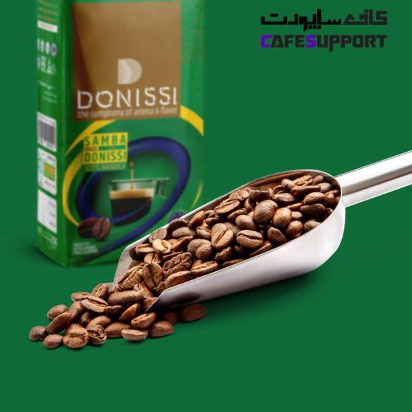دانه قهوه سامبا (Samba) دونیسی